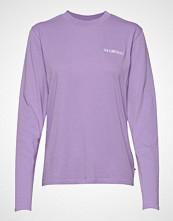 HAN Kjøbenhavn Casual Tee Long Sleeve T-shirts & Tops Long-sleeved Lilla HAN KJØBENHAVN