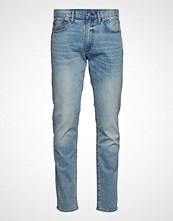 GAP Slim Str Vintage Light Slim Jeans Blå GAP