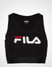 FILA Women Josette Crop Top T-shirts & Tops Sleeveless Svart FILA