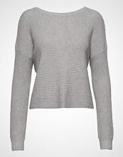 Hollister Reversible Sweater Strikket Genser Grå HOLLISTER