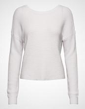 Hollister Reversible Sweater Strikket Genser Hvit HOLLISTER