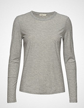 Levete Room Lr-Any T-shirts & Tops Long-sleeved Grå LEVETE ROOM