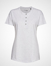 Schiesser Shirt 1/2 T-shirts & Tops Short-sleeved Grå SCHIESSER
