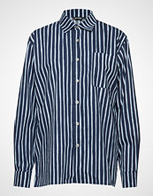 Marimekko Jokapoika 2017 Shirt Langermet Skjorte Blå MARIMEKKO