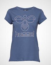 Hummel Hmlrose T-Shirt S/S T-shirts & Tops Short-sleeved Blå HUMMEL