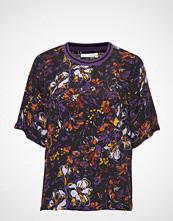 InWear Kavitaiw Top Bluse Kortermet Multi/mønstret INWEAR