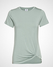 DAILY SPORTS Hanna Tee T-shirts & Tops Short-sleeved Grønn DAILY SPORTS