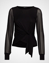 Marciano by GUESS Milli Top T-shirts & Tops Long-sleeved Svart MARCIANO BY GUESS