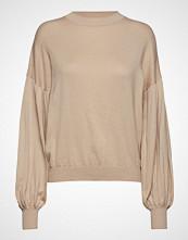 Twist & Tango Beatrice Sweater Warm Sand Strikket Genser Beige TWIST & TANGO