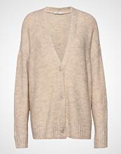 Edc by Esprit Sweaters Cardigan Strikkegenser Cardigan Beige EDC BY ESPRIT