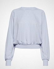 Hollister Longsleeve Boyfriend Top T-shirts & Tops Long-sleeved Blå HOLLISTER