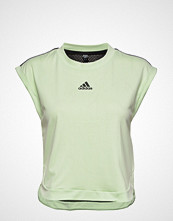 adidas Tennis Ny Womens Tee T-shirts & Tops Short-sleeved Grønn ADIDAS TENNIS