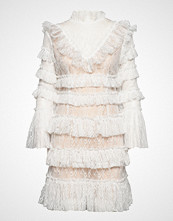 By Malina Rosa Dress Kort Kjole Hvit BY MALINA