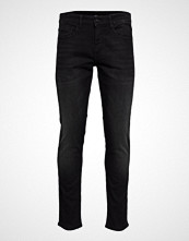 Boss Casual Wear Charleston Bc Slim Jeans Svart BOSS CASUAL WEAR