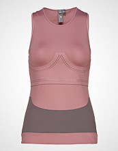 Adidas by Stella McCartney Fitsense+ Tank T-shirts & Tops Sleeveless Rosa ADIDAS BY STELLA MCCARTNEY