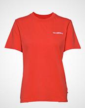 HAN Kjøbenhavn Casual Tee T-shirts & Tops Short-sleeved Rød HAN KJØBENHAVN