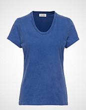 American Vintage Fuzycity T-shirts & Tops Short-sleeved Blå AMERICAN VINTAGE