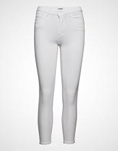 Wrangler Skinny Crop Skinny Jeans Hvit WRANGLER