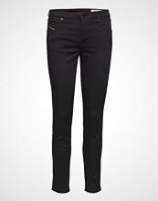 Diesel Women Babhila Trousers Skinny Jeans Svart DIESEL WOMEN