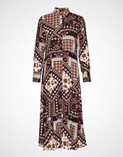B.Young Byjojo Long Dress - Maxikjole Festkjole Multi/mønstret B.YOUNG