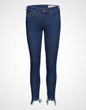 Diesel Women Slandy Trousers Skinny Jeans Blå DIESEL WOMEN