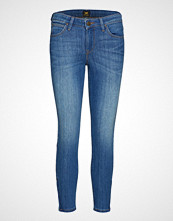 Lee Jeans Scarlett Cropped Slim Jeans Blå LEE JEANS