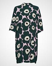 Marimekko Vihjaus Unikko Dress Knelang Kjole Multi/mønstret MARIMEKKO