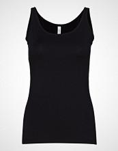 Soyaconcept Sc-Pylle T-shirts & Tops Sleeveless Svart SOYACONCEPT