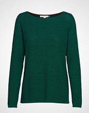 Esprit Casual Sweaters T-shirts & Tops Long-sleeved Grønn ESPRIT CASUAL