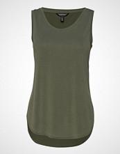 Banana Republic Sl Sandwash Tank T-shirts & Tops Sleeveless Grønn BANANA REPUBLIC