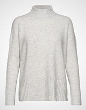 Esprit Casual Sweaters Høyhalset Pologenser Grå ESPRIT CASUAL