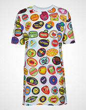 Love Moschino Love Moschino-Dress Kort Kjole Multi/mønstret LOVE MOSCHINO