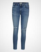 Wrangler Skinny Skinny Jeans Blå WRANGLER