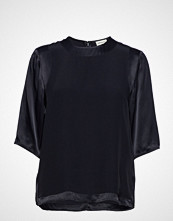 By Malene Birger Nolao T-shirts & Tops Short-sleeved Svart By Malene Birger