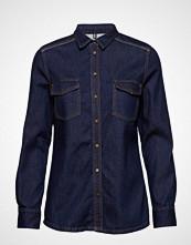 Marc O'Polo Denim Shirt Langermet Skjorte Blå MARC O'POLO