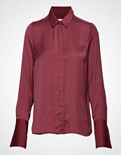 InWear Rioiw Shirt Langermet Skjorte Rød INWEAR