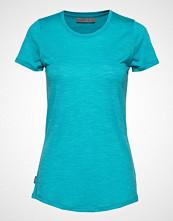 Icebreaker Wmns Sphere Ss Low Crewe T-shirts & Tops Short-sleeved Blå ICEBREAKER