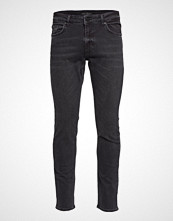 Just Junkies Jeff Pass Black Slim Jeans Svart JUST JUNKIES