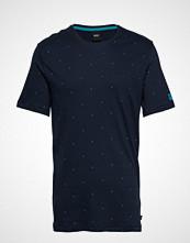 BOSS Business Wear Relax T-Shirt T-shirts Short-sleeved Blå BOSS BUSINESS WEAR