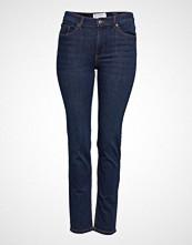 Violeta by Mango Slim-Fit Susan Jeans Slim Jeans Blå VIOLETA BY MANGO