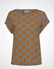 Fransa Frfiround 1 Top T-shirts & Tops Short-sleeved Multi/mønstret FRANSA