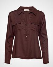 Cream H Y Shirt Langermet Skjorte Rød CREAM