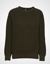 Brixtol Textiles Ridley Strikket Genser Grønn BRIXTOL TEXTILES