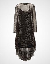 Sofie Schnoor Dress Knelang Kjole Svart SOFIE SCHNOOR