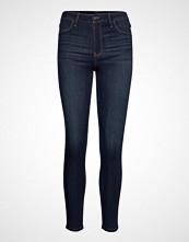 Hollister High Rise Jean Legging Skinny Jeans Blå HOLLISTER