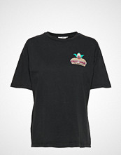 Mango Simpsons T-Shirt T-shirts & Tops Short-sleeved Svart MANGO