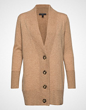 Esprit Collection Sweaters Cardigan Strikkegenser Cardigan Brun ESPRIT COLLECTION
