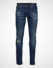 Armani Exchange Ax Man Jeans Slim Jeans Blå ARMANI EXCHANGE