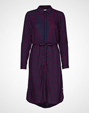 Signal Dress Knelang Kjole Lilla SIGNAL