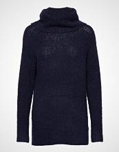 Esprit Casual Sweaters Høyhalset Pologenser Blå ESPRIT CASUAL